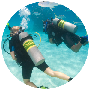 PADI Enriched Air Diver Specialiteit